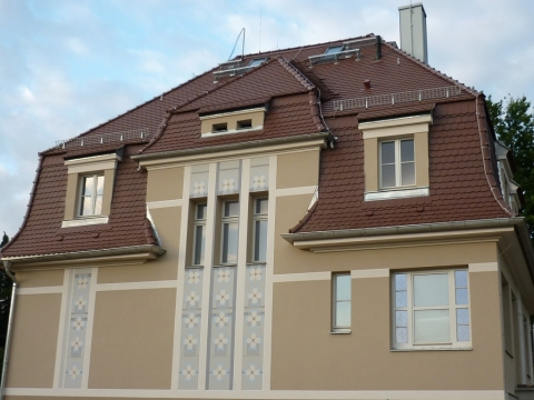 Meisterdach online Wohnhaus Am Ziegelwall 3 in Bautzen