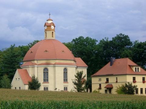 Meisterdach online Kirche Kirschau