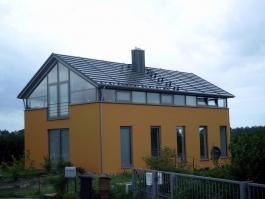 Meisterdach online Rheinzink Quickstepdacheindeckung